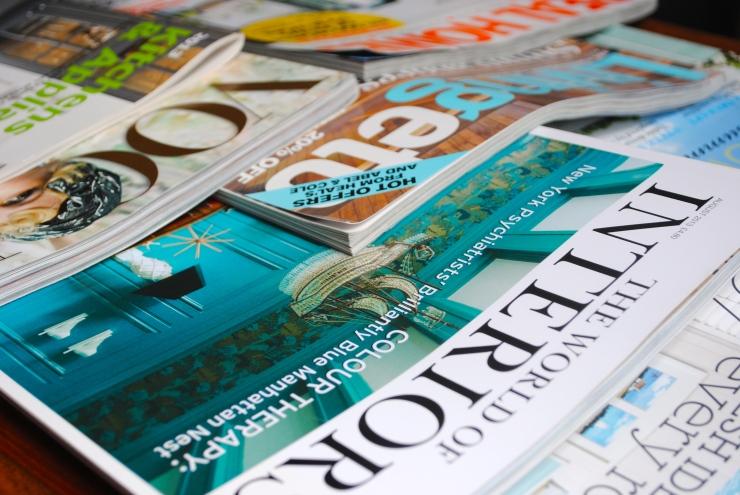 My magazine addiction
