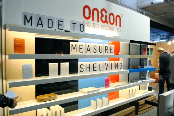 On&On Shelving