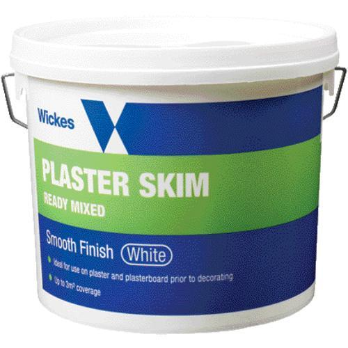 Skimming Plaster from Wickes