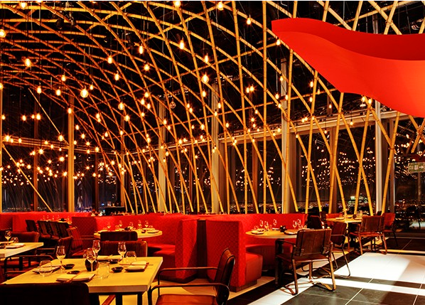 Sushi Samba, Heron Tower