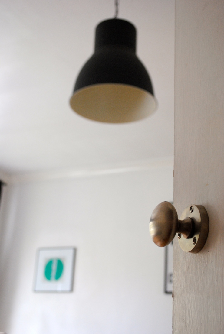 Small details - new knobs