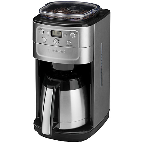 Cuisinart DG8900BCU Grind and Brew
