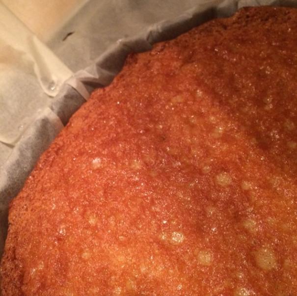 Nigella Lawson's Almond Cake