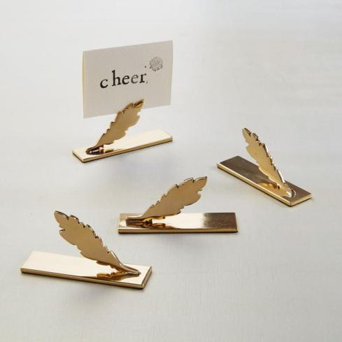 Feather Holders
